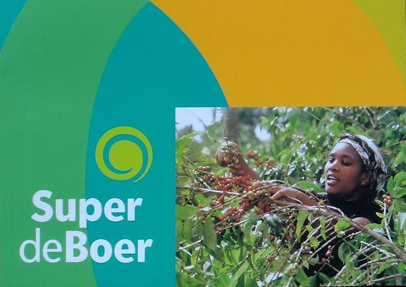 Super de Boer, jaarverslag