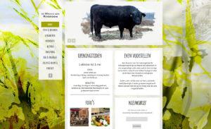 Website Waard van Kekerdom