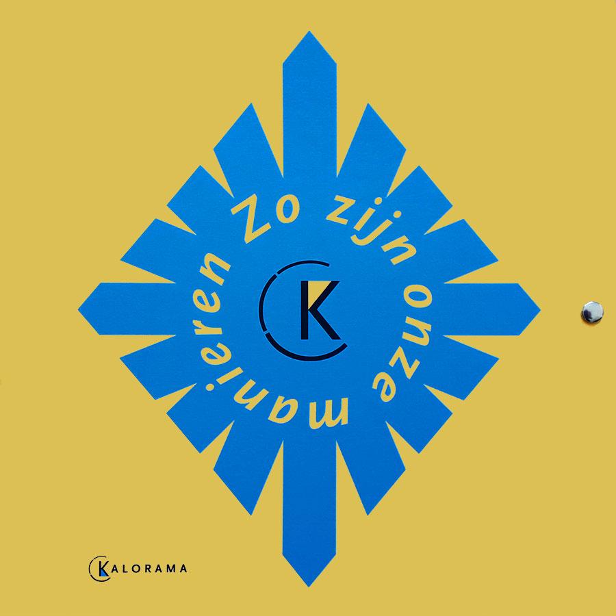 Kalorama - Zo zijn onze manieren