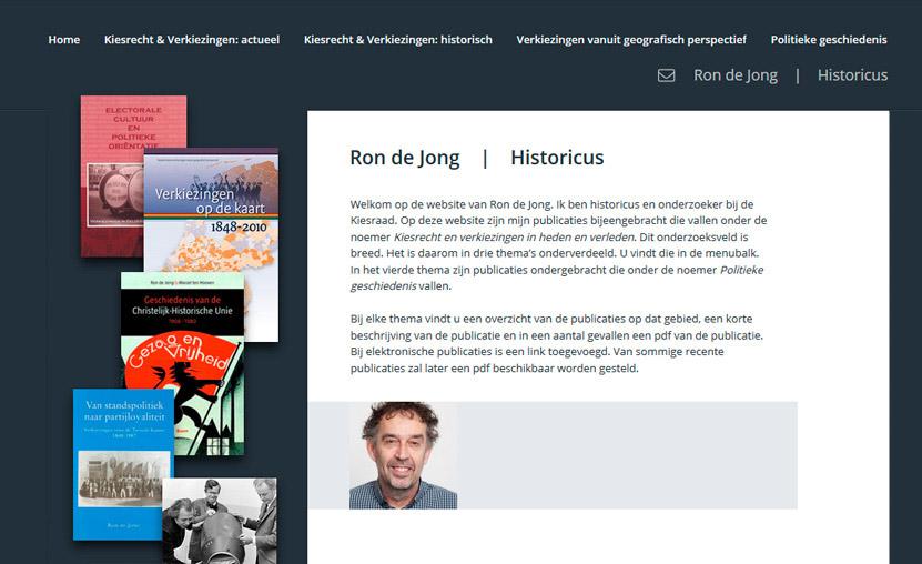 Ron de Jong